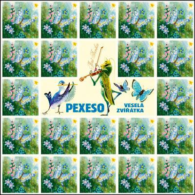 Obrázok Pexeso Zvířátka 2