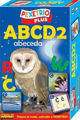 Pexetrio Plus ABCD 2 Abeceda