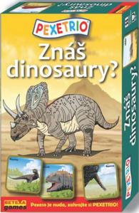 Obrázok Pexetrio Znáš dinosaury?