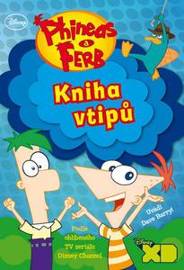 Obrázok Phineas a Ferb Kniha vtipů