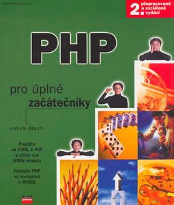 Obrázok PHP pro úplné začátečníky