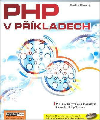 Obrázok PHP v příkladech + CD