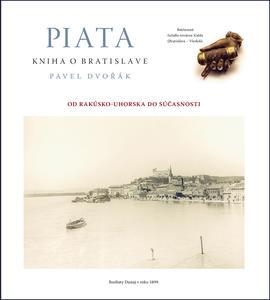 Obrázok Piata kniha o Bratislave