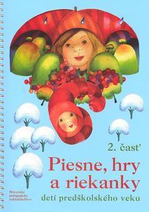 Obrázok Piesne, hry a riekanky detí predškolského veku 2.časť