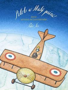 Obrázok Pilot a Malý princ