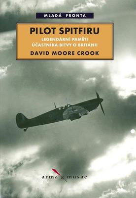 Pilot Spitfiru