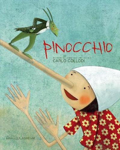 Pinocchio - Giada Francia, Carlo Collodi