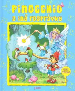 Obrázok Pinocchio a iné rozprávky