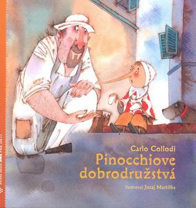 Obrázok Pinocchiove dobrodružstvá