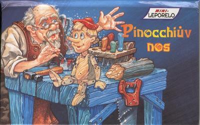 Obrázok Pinocchiův nos