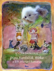 Obrázok Pipo, Vankúšik, Nitka a ich zvierací kamaráti