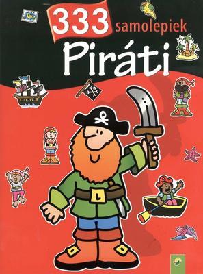 Obrázok Piráti 333 samolepiek