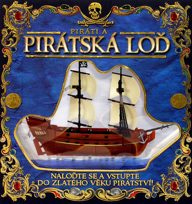 Obrázok Piráti a pirátská loď