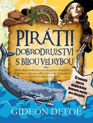 Obrázok Piráti! Dobrodružství s bílou velrybou