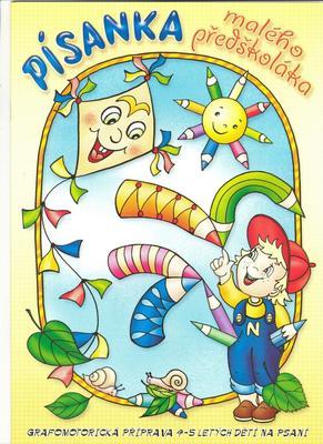 Obrázok Písanka malého předškoláka