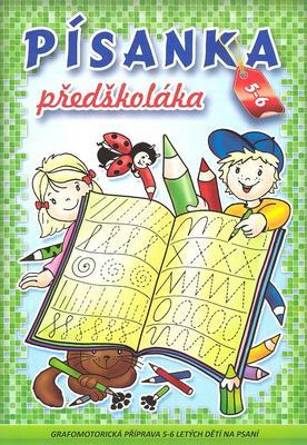 Obrázok Písanka předškoláka