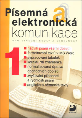 Obrázok Písemná a elektronická komunikace 1