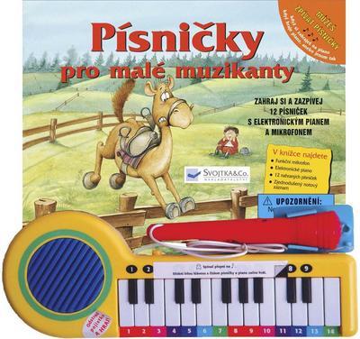 Obrázok Písničky pro malé muzikanty