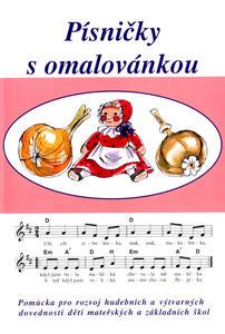 Obrázok Písničky s omalovánkou
