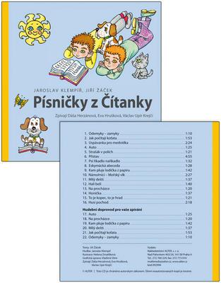 Obrázok Písničky z čítanky Jiřího Žáčka
