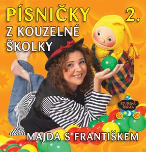 Obrázok Písničky z Kouzelné školky 2.