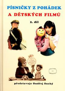 Obrázok Písničky z pohádek a dětských filmů 2. díl