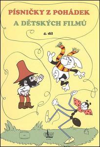 Obrázok Písničky z pohádek a dětských filmů 4. díl