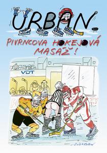 Obrázok Pivrncova hokejová masáž!