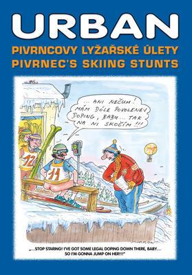 Obrázok Pivrncovy lyžařské úlety Pivrnec's skiing stunts