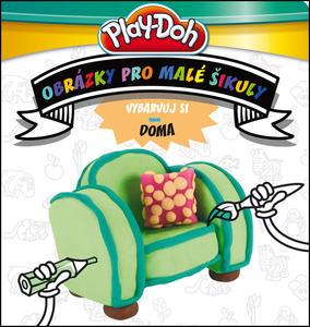 Obrázok Play-Doh Obrázky pro malé šikuly Doma
