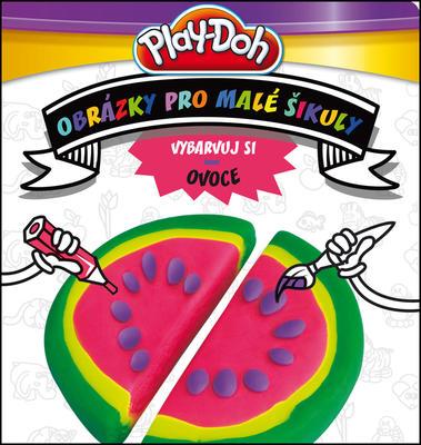 Obrázok Play-Doh Obrázky pro malé šikuly Ovoce