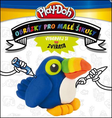 Obrázok Play-Doh Obrázky pro malé šikuly Zvířata
