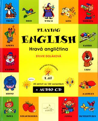 Obrázok Playing English Hravá angličtina + CD