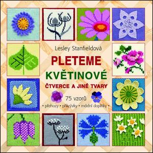 Obrázok Pleteme květinové čtverce a jiné tvary