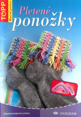 Obrázok Pletené ponožky