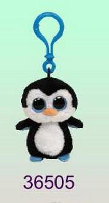 Obrázok Plyš očka přívěšek tučňák