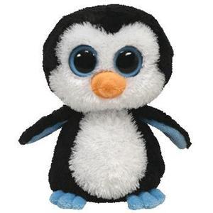 Obrázok Plyš očka velký tučňák