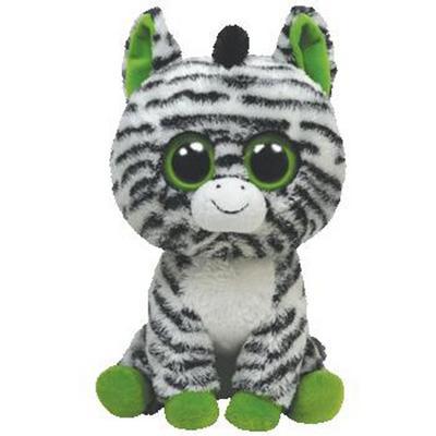 Obrázok Plyš očka velká zebra