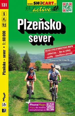 Obrázok Plzeňsko sever 1:60 000
