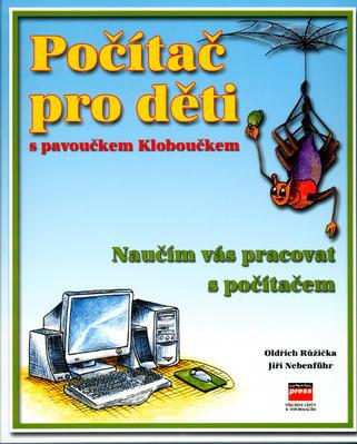 Obrázok Počítač pro děti s pavoučkem Kloboučkem