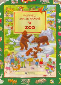 Obrázok Podívej,jak je krásně v zoo