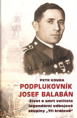 Obrázok Podplukovník Josef Balabán