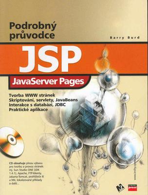 Obrázok Podrobný průvodce JSP + CD