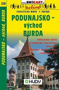 Obrázok Podunajsko-východ, Burda