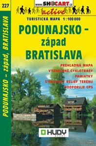 Picture of Podunajsko-západ, Bratislava