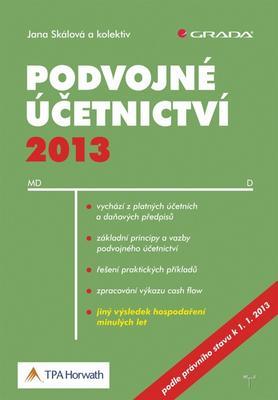Obrázok Podvojné účetnictví 2013