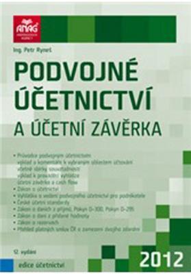Obrázok Podvojné účetnictví a účetní uzávěrka 2012