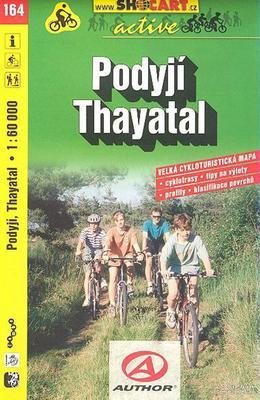 Obrázok Podyjí, Thayatal 1:60 000