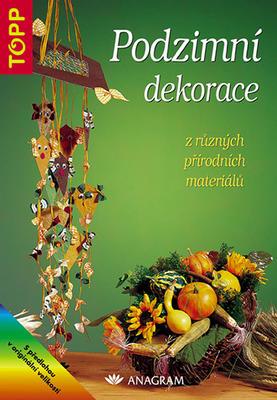 Obrázok Podzimní dekorace z různých přírodních materiálů