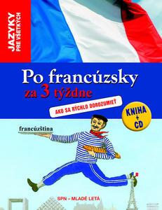 Obrázok Po francúzsky za 3 týždne